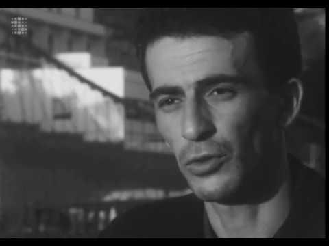 """""""La Rage d'Ecrire : Kateb Yacine"""" Jean Antoine (1966)"""