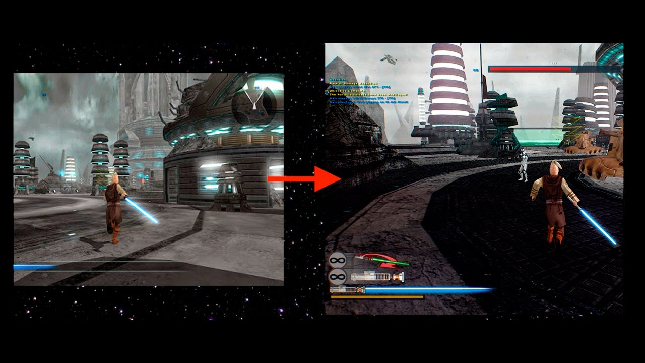 How to install HD Graphics Mod for Star Wars Battlefront 2 (Reshade  Tutorial)