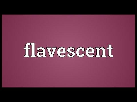 Header of flavescent