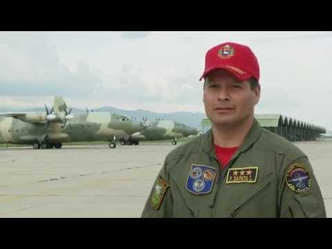 PALADINES DE LA VENEZUELA CELESTE: Grupo Aéreo de Transporte No. 6, Hogar del Pegaso Soberano