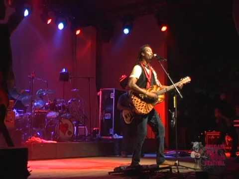 Michael Franti 'Everyone Deserves Music' at the Calgary Folk Music Festival