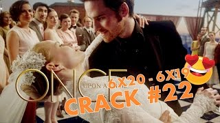Once Upon a Crack - [Crack] ll 6x20- 6x19 ll The Song in Your Heart - The Black Fairy