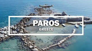Paros, Greece (Drone)
