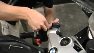 AdaptivMount install on BMW K1200S
