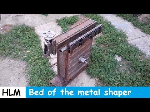 Metal Shaper part 3