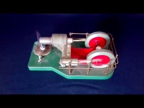 Thermal Engines, Phoenix Arizona - Stirling Engine