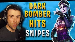 Fortnite - New Dark Bomber Skin Hits Snipes! - October 2018 | DrLupo