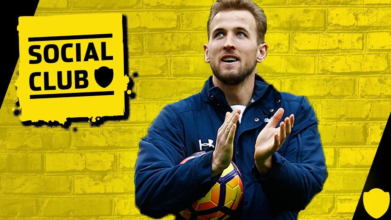 IS HARRY KANE WORLD CLASS? | SOCIAL CLUB