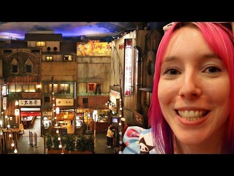 SO MUCH RAMEN! Ramen Museum, Yokohama - Japan Vlog
