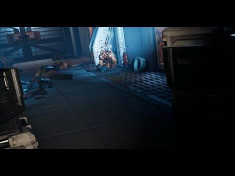 Spooky as hell: A-Tech Cybernetic VR (1) |