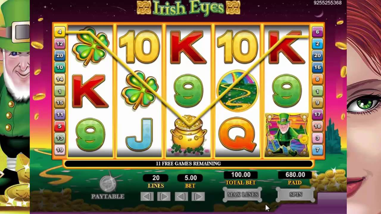 Irish Slot Games