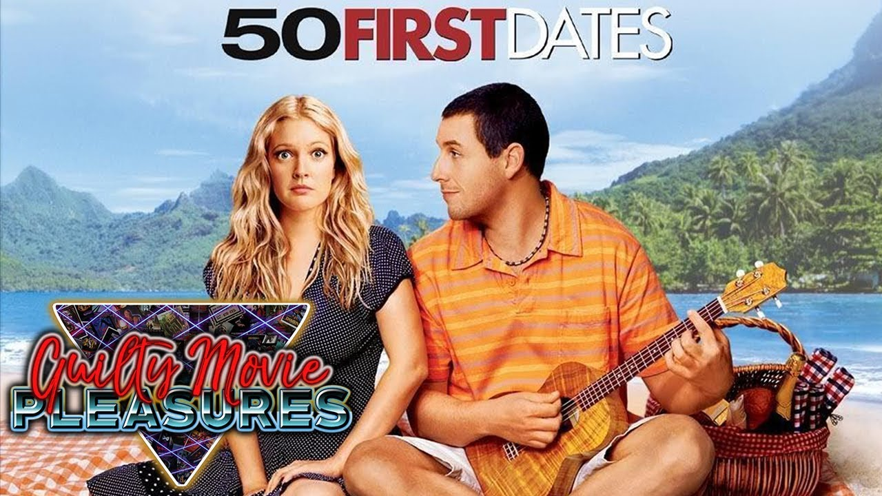 "Ver 50 First Dates (2004)… is a ""Guilty Movie Pleasure"" en Español"