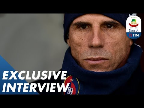 Serie A & Premier League Legend Gianfranco Zola reflects on his career    Interview   Serie A