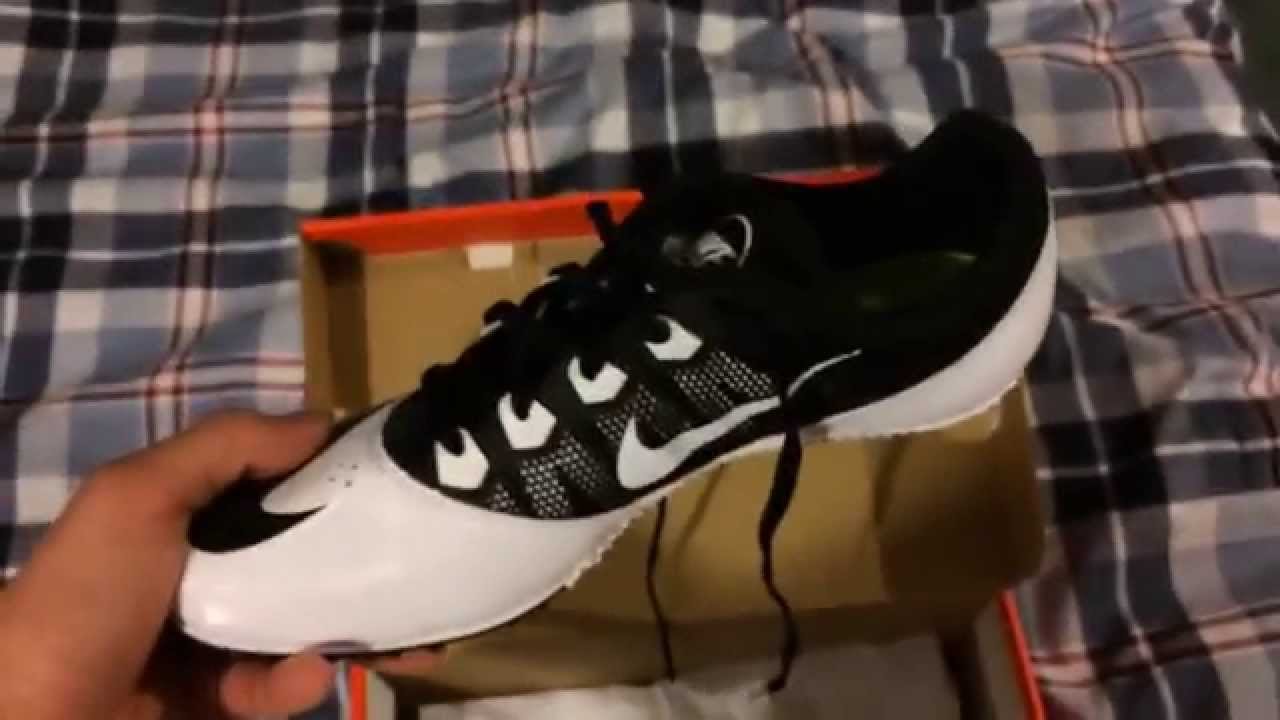 6b4f2e115fcd Nike Zoom Rival S7 Track Spikes Unboxing - YouTube