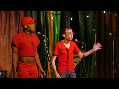 "Timothy DuWhite & Patrick Roche - ""Gay Elephants"""
