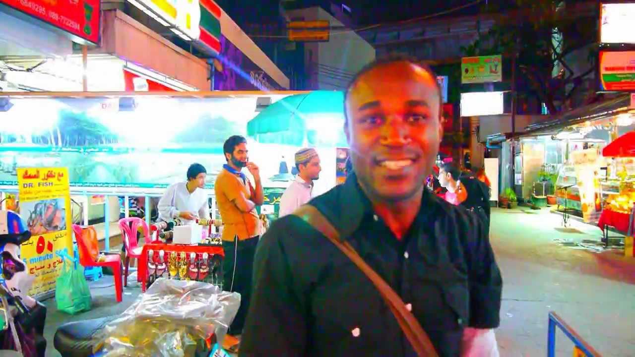Nigerian ILLUMINATI In Bangkok Vs Drugs And 419