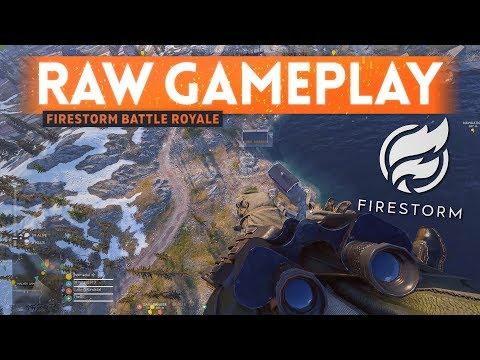 45 Minutes of RAW FIRESTORM GAMEPLAY - Battlefield 5 (Battle Royale Gameplay)