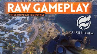 45 Minutes of RAW FIRESTORM GAMEPLAY - Battlefield 5 (Battle Royale Gameplay) thumbnail