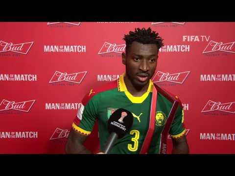 Andre-Frank Zambo Anguissa: FIFA Man of the Match - Match 7: Cameroon v Australia