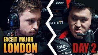 BEST of FACEIT MAJOR LONDON - CS:GO - DAY 2