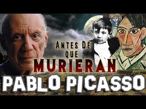 PABLO PICASSO - Antes De Que Murieran - GUERNICA