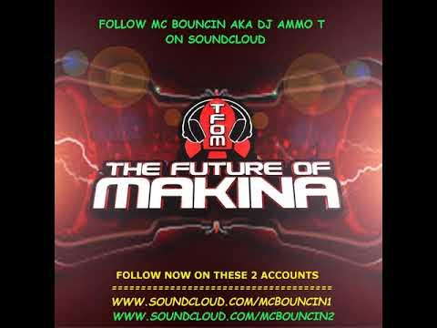 DJ AMMO T D PROJECT PRODUCTION MIX 185 bpm