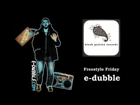 e-dubble - On the Radio (Freestyle Friday #3)