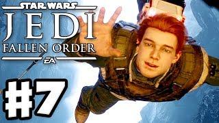 Star Wars Jedi: Fallen Order - Gameplay Walkthrough Part 7 - Force Pull! (PC)