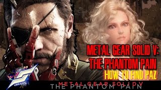 MGSV:The Phantom Pain | How to find Paz in Mother Base
