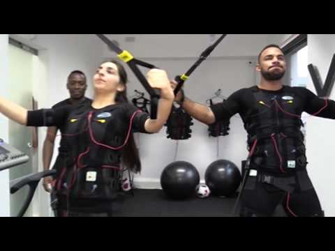 VitalFit Fitness Lab London ( electrical muscle stimulation training) presentation