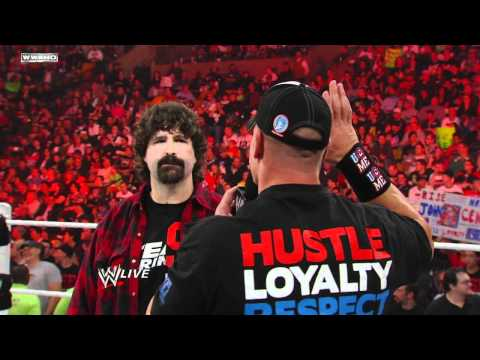 """Raw - Mick Foley hosts """"John Cena, This is Your Life,"""" Part 3"""