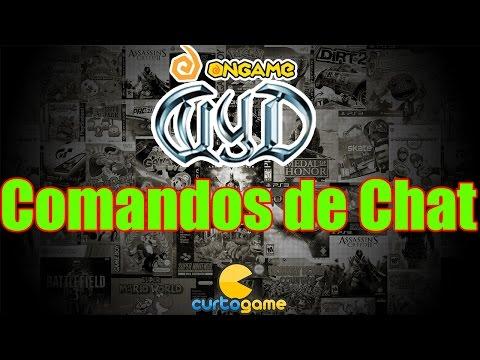 WYD (Ongame) - Comandos De CHAT E GUILD!