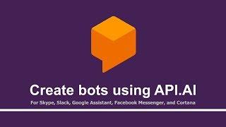 إنشاء Chatbots باستخدام API.منظمة العفو الدولية نشر في السحاب من Google   الفيديو الترويجي   دروس الفريق