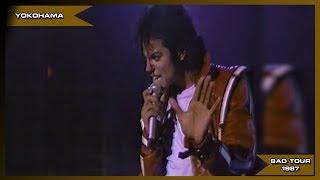 Michael Jackson - Thriller - Live Yokohama 1987 - HD
