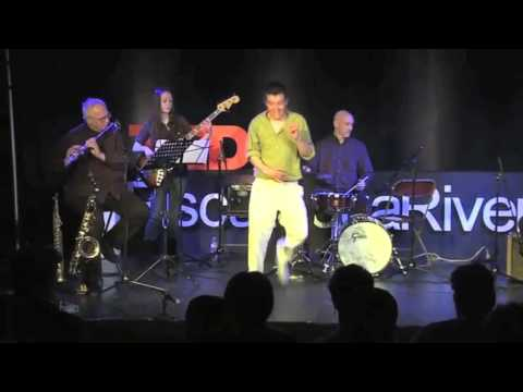 An Improvisation in Tap: Ayan Imai-Hall at TEDxPiscataquaRiver