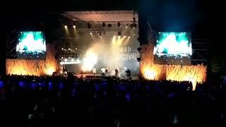 滅火器 海上的人 live at 游牧森林音樂祭
