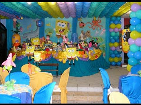 La hora loca infantil dj la bombada musica para ni os entre 4 y 12 a os de edad youtube - Decoracion fiestas infantiles para ninos ...