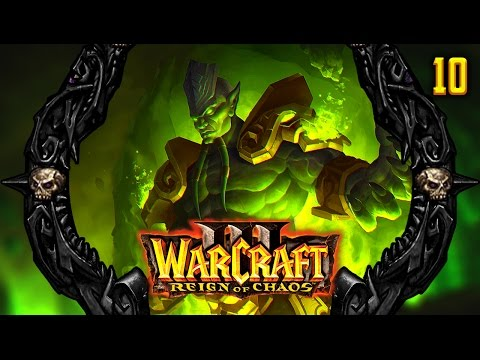 Прохождение Warcraft III: Reign of Chaos - #10 Архимонд