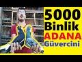 Bir Takım Adana Güvercinini 5000 TLye Almış. Adana Güvercini Sevdalısı Erdinçin Kümesindeyiz.