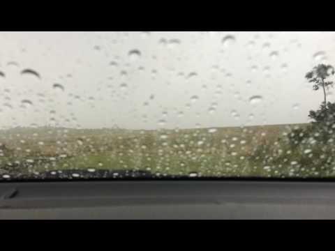 Swaziland rain storm