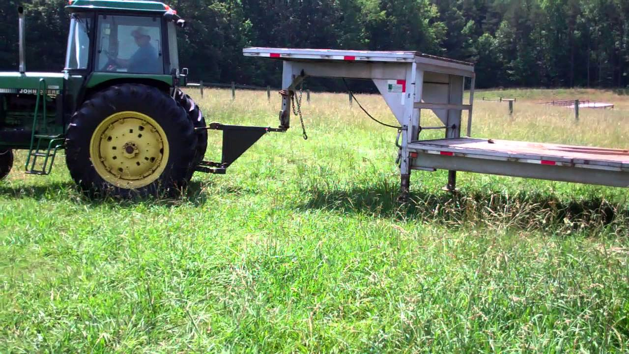 Tractor Hitch for Gooseneck Trailer!!!!
