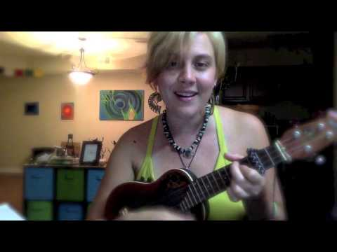 """Across the Universe"" Beatles Cover on UKE!"