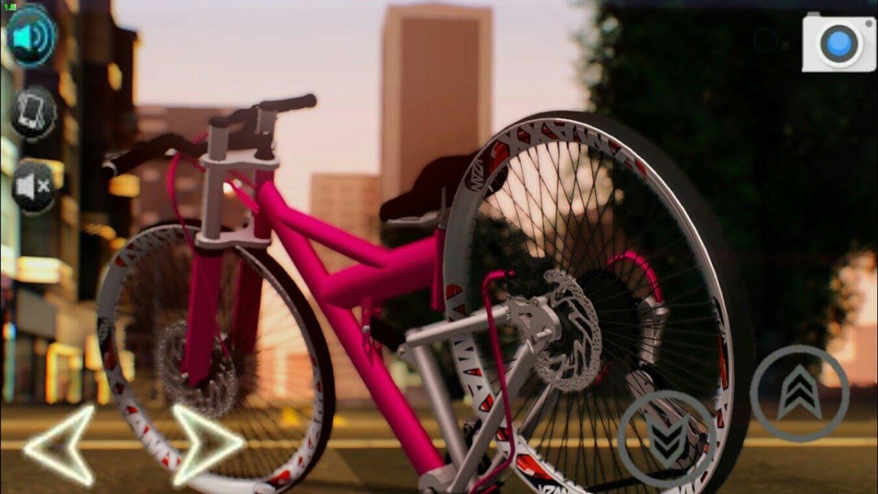 Saiu Novo Jogo De Bicicletas Rebaixadas Para Android Bike