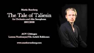 Celtic Saxophone Concerto, Taliesin (2)