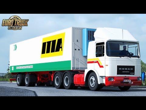 ✅ ETS2 1.30 - ROMAN Diesel v1.0 by MADster