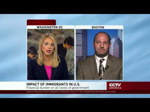 Maurice Goldman on the immigration issues in the USA