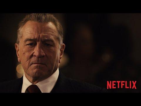 The Irishman | poslední trailer  Robert