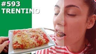 ITALIAN FOOD PORN TRENTINO ITALY DAY 593 | TRAVEL VLOG IV