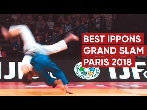 Best Ippons Paris Grand Slam 2018    Day 1