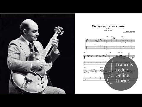 The Shadow of Your Smile - Joe Pass (Transcription)